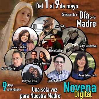 NOVENA DIGITAL: Una Sola Voz Para Nuestra Madre