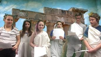 Greek Mythology Unit