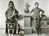 Before and After Residential Schools