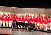 District Honor Choir