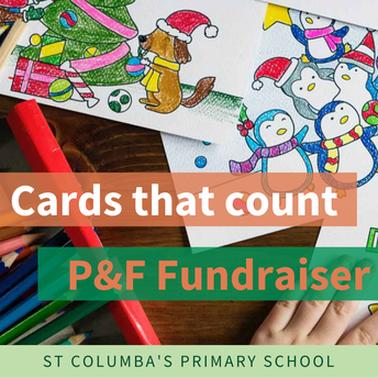 'Cards that Count' Fundraiser
