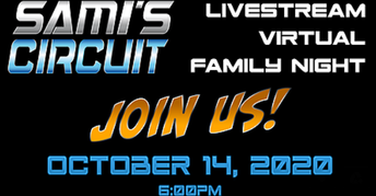 Sami's Circuit Family Night this Week!