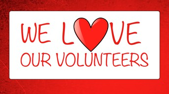 April is Volunteer Appreciation Month