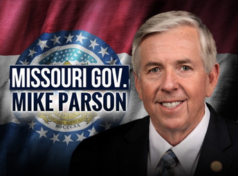 Missouri Governor Mike Parson Recognizes Principals Month