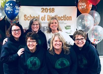 2018 School of Distinction