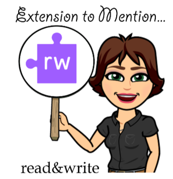 Extension to Mention: Read&Write