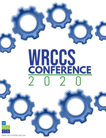 Register for the 2020 WRCCS Conference