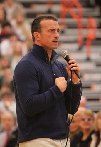 Prevention Starts With All: The Chris Herren Story comes to Andover