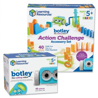 Botley The Coding Robot & Action Challenge Accessory Pack - $403