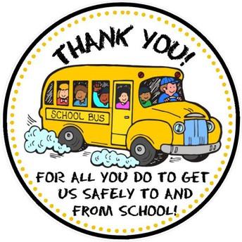 Bus Driver Appreciation Week