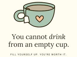 When You Are in Self-Care Crisis