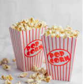Popcorn for sale, March 13th