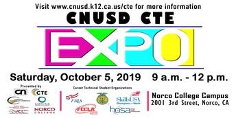 CTE EXPO - October 5