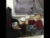 Nursery explore space
