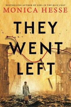"Review of ""They Went Left"" by Monica Hesse"