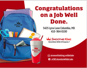 Smoothie King Wilde Lake - New Business Partner