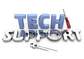 Attention! New Tech Support Hours and Location / ¡Atención! Nuevo horario y ubicación de soporte técnico