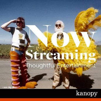 New from Radnor Memorial Library: Kanopy Video Streaming!