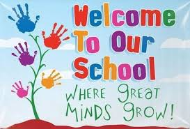 Welcome Back to a New School Year!!!