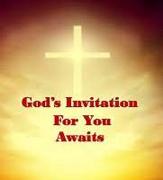 An Invitation to God's Love!