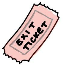 Incorporating Exit Tickets to Check for Understanding