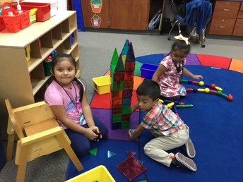We can build a tall tower!