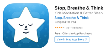 Stop, Breathe & Think: Meditation & Better Sleep