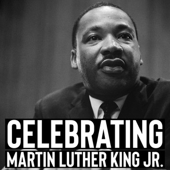 Martin Luther King Junior graphic