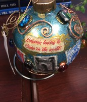 Custom Made Ornament by Mr. Dunn