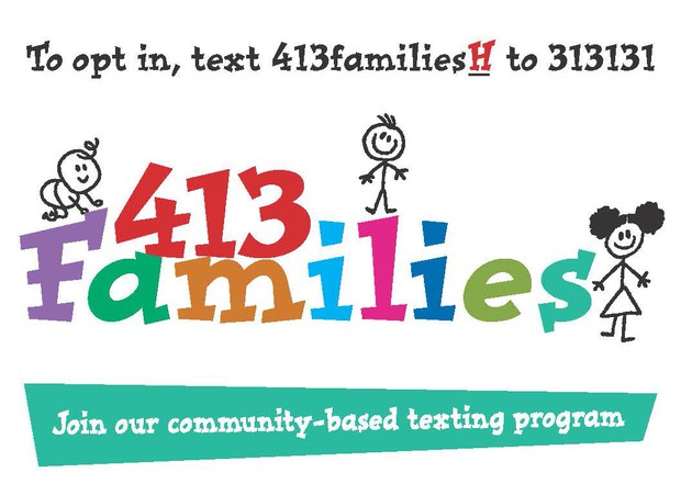 text 413 families h to opt in text 413families h to 313131 Join our community texting