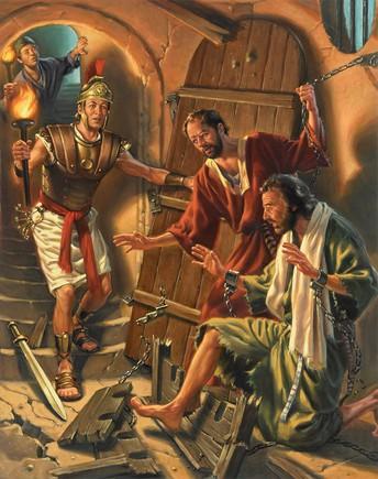 A Philippian Jailer Believes