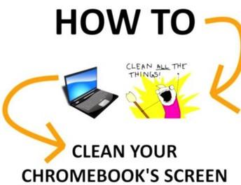 Keep it clean!