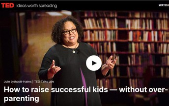 How To Raise Successful Kids Without Over-Parenting