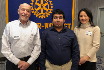 Rotary Outstanding Student