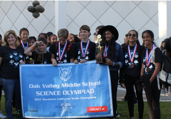 Science Olympiad State Finals
