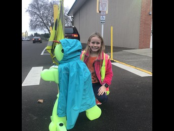 Thank you Student Crossing Guards!
