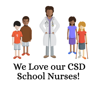 CSD School Nurses do so much more that just apply bandages!