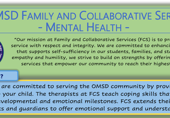 OMSD Family And Collaborative Services (FCS) - Mental Health
