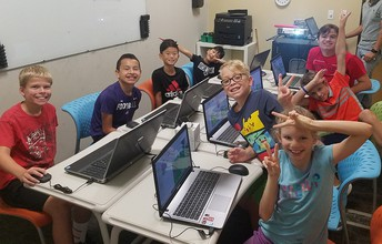Programming & Coding Camps