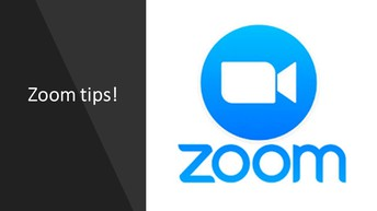 Zoom tips for students and families