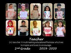 2nd Grade Gratitude