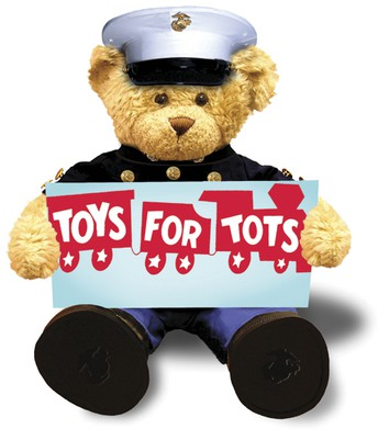 We're Still Collecting Toys For Tots