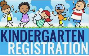 It's Time for 2021-2022 Kindergarten Enrollment!