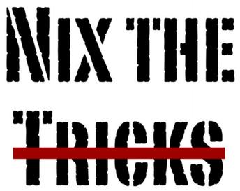 """Nix the Tricks"" by Tina Cardone and MTBoS"