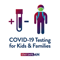 COVID-19 testing for students and families
