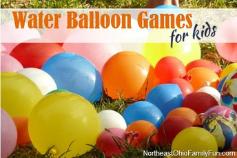 Water Balloon Games