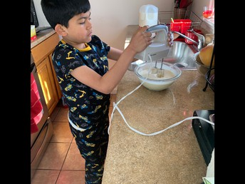 Cooking Activity using Math!