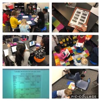 3rd Grade Blended Learning Stations