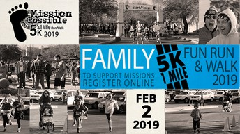 Come Run for a Great Cause!