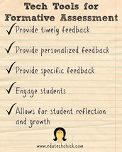Technology Tools for Formative Assessment - March 9, 2017